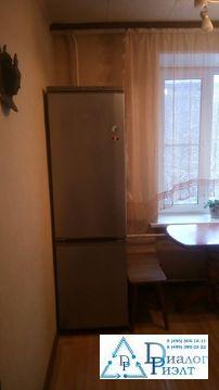 1-комнатная квартира в 15 минутах ходьбы до м Нижегородская - Фото 3