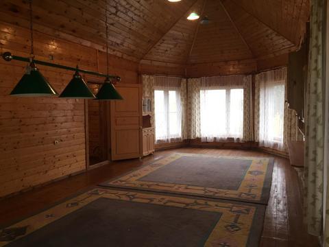 Продается участок в сосновом бору с баней 226 кв.м. на 1линии р. Волга - Фото 5