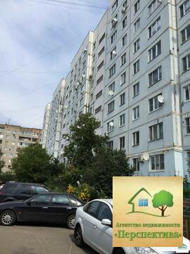 3-комнатная квартира в п. Нахабино, ул. Институтская, д. 8а - Фото 1