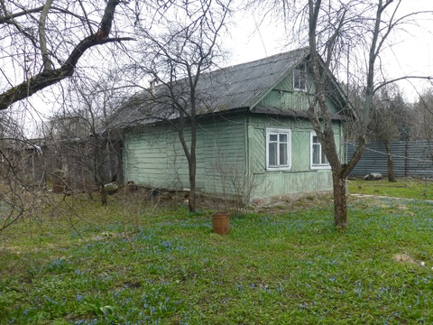 Продается земельный участок с домом в г. Пушкино - Фото 2