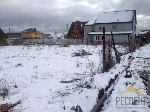 Продажа участка, Толстопальцево, Тупиковая - Фото 1