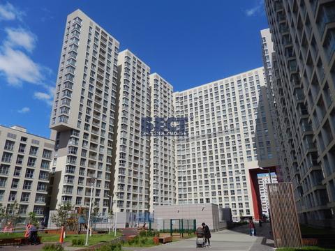 Двухкомнатная Квартира Область, шоссе Можайское, д.122, Славянский . - Фото 1