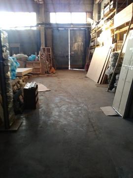 Производственное помещение 900 кв.м - Фото 1