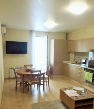 Двухкомнатная квартира в центре Сочи на Цюрупы - Фото 1