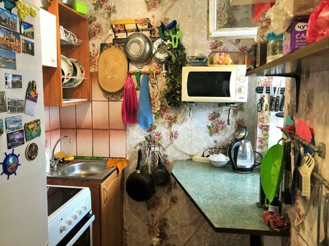 1 к.квартира в городе Пущино, Московской области, Микрорайон аб 21. - Фото 5
