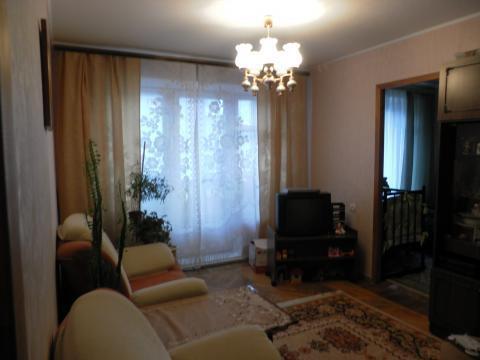 Трехкомнатная квартира в г.Александрове, ул.Энтузиастов, д.5 - Фото 1