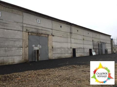 Под склад, производство, автосервис, осз 220 метров, теплый, выс. пот - Фото 2