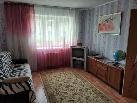 Судогодский р-он, Муромцево п, Комсомольская, д.1, 3-комнатная . - Фото 1