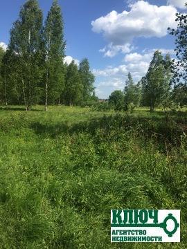 Зем.участок 15 соток Село Марково Петушинского района - Фото 2