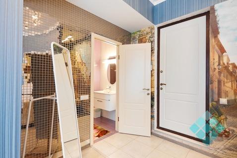Дизайнерская 2-комнатная кв-ра рядом с Кремлем на ул.Пискунова, 5 - Фото 3