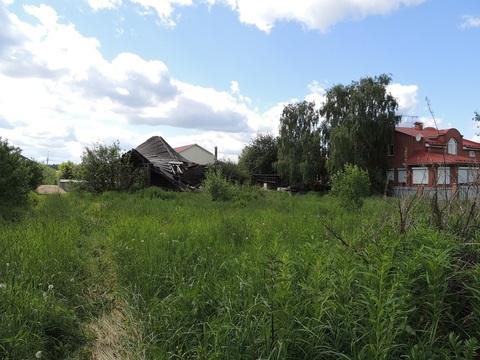 Продается участок 18 соток в деревне Погорелки, Мытищинского района - Фото 3