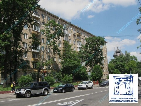 Продажа квартиры, м. Шаболовская, Ул. Донская - Фото 1