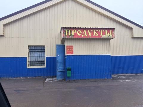 Магазин. 100кв.м. Елшанская 9 - Фото 1