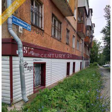 Офисы, Комбайнеров 44, 50м-70м, 0/3эт - Фото 1
