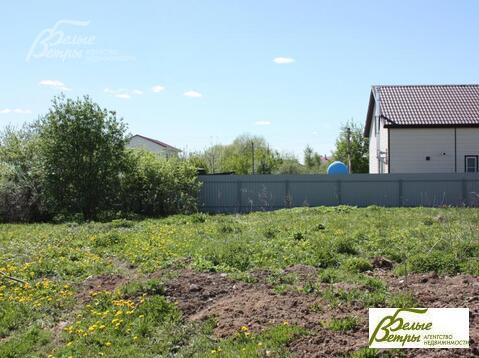Участок кв. м,  5.6 сот, Киевское шоссе,  28 км,  Птичное - Фото 1