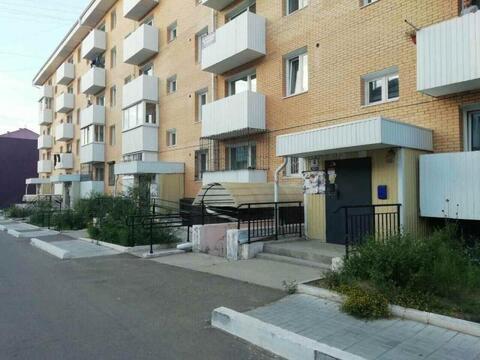 Продажа квартиры, Улан-Удэ, 112 мкр - Фото 1