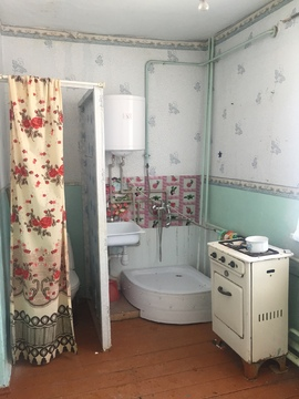 Продается квартира 20 кв.м, 1/2 эт. кирпичного дома - Фото 2