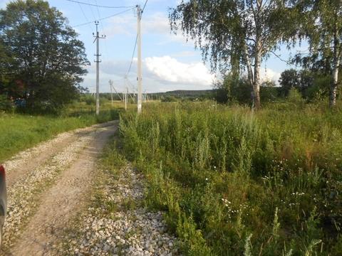 Судогодский р-он, Фрязино д, земля на продажу - Фото 4