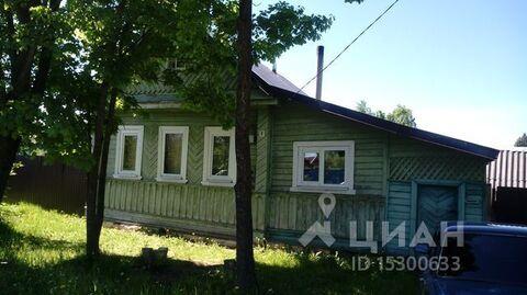 Продажа дома, Валдай, Валдайский район, Ул. Марии Уткиной - Фото 1