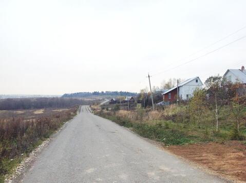 Участок в жилой деревне. - Фото 5