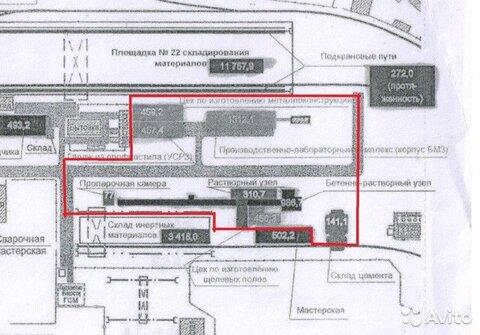 Производственное помещение, 3500 м - Фото 1