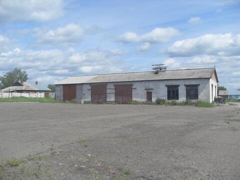 Производственно-складское помещение 480 кв. ул. Центральная, 10 - Фото 2