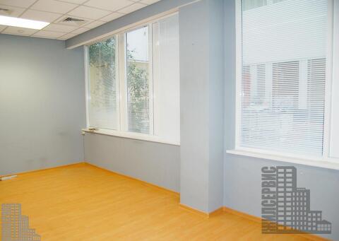 Офис 25м в БЦ, всё включено, метро Калужская в пешей доступности - Фото 1