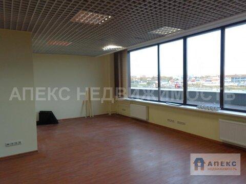 Аренда офиса 137 м2 м. вднх в бизнес-центре класса В в Алексеевский - Фото 1