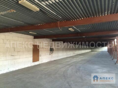 Аренда помещения пл. 1200 м2 под склад, производство, Внуково . - Фото 5