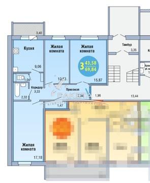 Продажа квартиры, Завьялово, Завьяловский район, Ул. Садовая - Фото 2