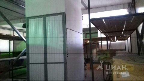 Аренда производственного помещения, Тюмень, Улица Производственная - Фото 1