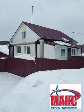 Продам благоустроенный дом в с.Богашёво - Фото 1