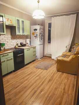 Продаётся 1 комнатная квартира в г Люберцы - Фото 1