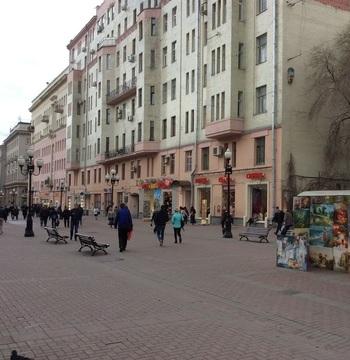 Продам 2-к квартиру, Москва г, улица Арбат 51с1 - Фото 1