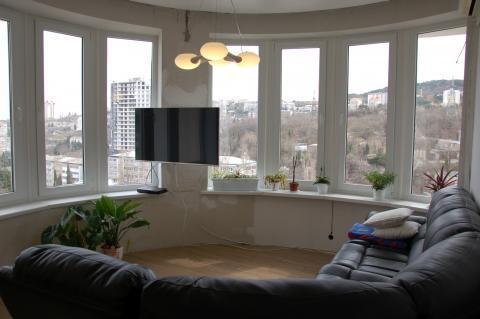 3-комнатная квартира в новом жилом доме с прекрасным видом - Фото 3