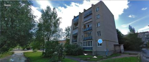 Продажа 1 комнатной квартиры в Великом Новгороде, пер. Юнатов, д. 7 - Фото 1