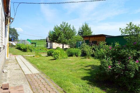 Обжитой дом в деревне рядом с озером. Московская область. Наро-Фоми. - Фото 4