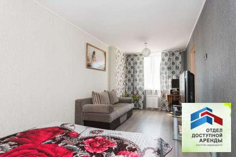 Квартира ул. Лескова 21, Аренда квартир в Новосибирске, ID объекта - 317080002 - Фото 1