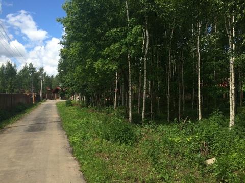 Продаю участок, 10 соток, Киевское ш, новая Москва, в лесу - Фото 1