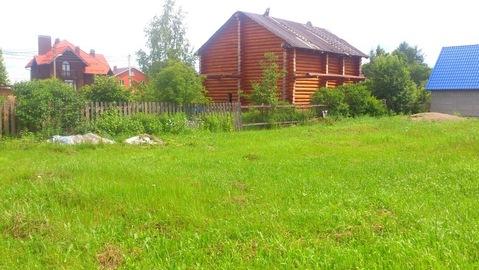 Участок 12 соток ИЖС в дер.Сутоки, Щелковского района. - Фото 4