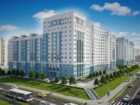 Продам новую 2-комнатную квартиру в Центре г.Рязани - Фото 1