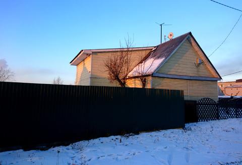 Дом с отличным ремонтом, в черте города - Фото 4