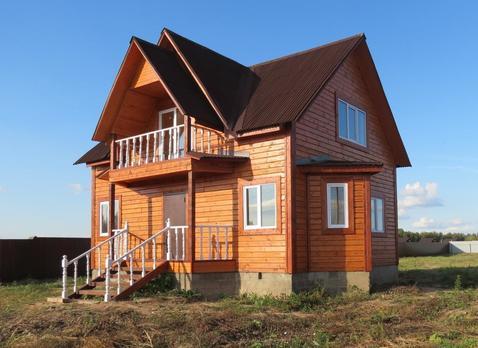 Дом с Балконом, Газ, 20 соток, Прописка, Садик - Фото 2