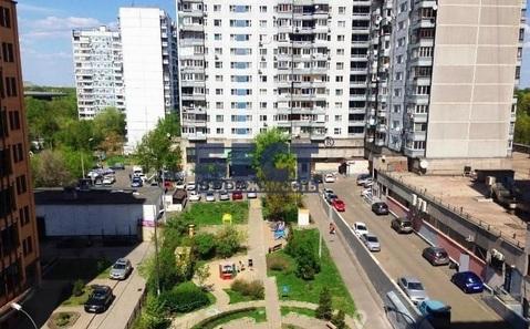 Трехкомнатная Квартира Москва, площадь Сокольническая, д.4, корп.2, . - Фото 1