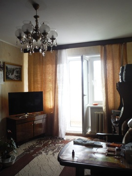 Продается 2-х комнатная квартира в пос. Ильинский Раменского района - Фото 1