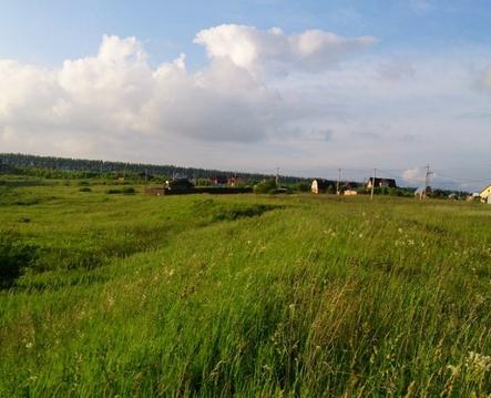Земельный участок 10 соток в дачном поселке Тульской области . - Фото 2