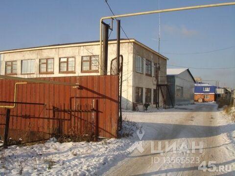 Продажа производственного помещения, Курган, Ул. Омская - Фото 1