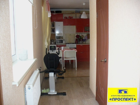 1-комнатная квартира в самом центре Рязани в новом доме. - Фото 5