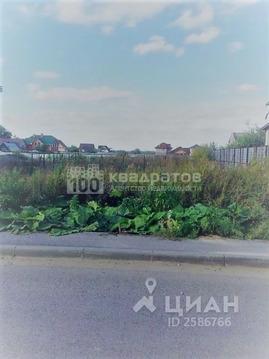 Участок в Тюменская область, Ишимский район, д. Быкова (6.0 сот.) - Фото 1