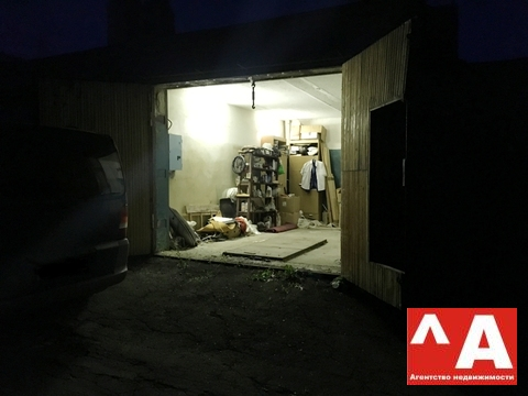 Гараж 21,6 кв.м. на Тимирязева в ГСК 16 - Фото 3
